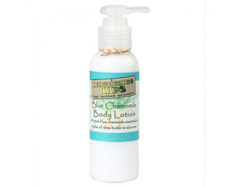 Blue Chamomile Baby & Kids Body Lotion