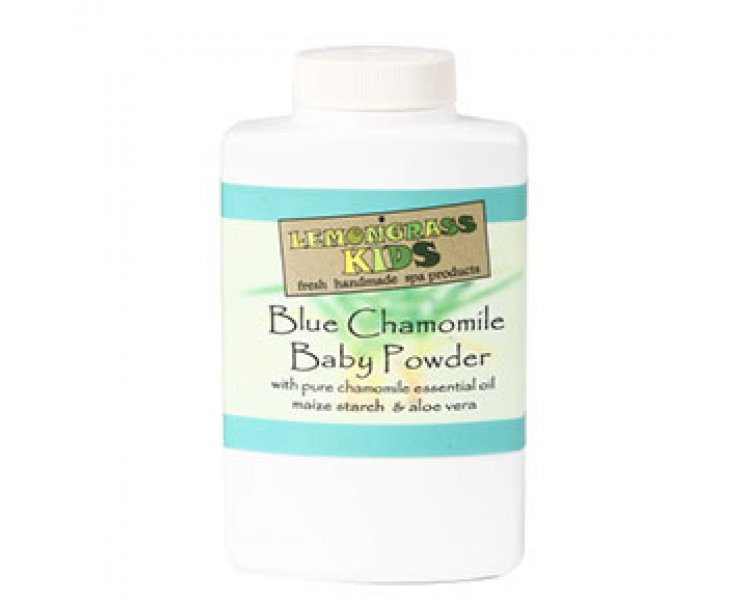 Blue Chamomile Baby & Kids Powder