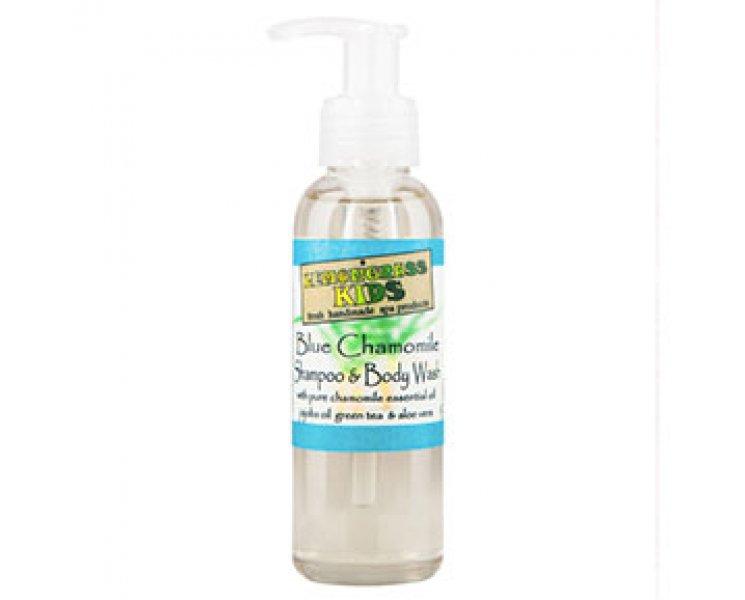 Blue Chamomile Baby & Kids Shampoo & Body Wash