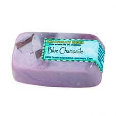 Blue Chamomile Handmade Soap Bar