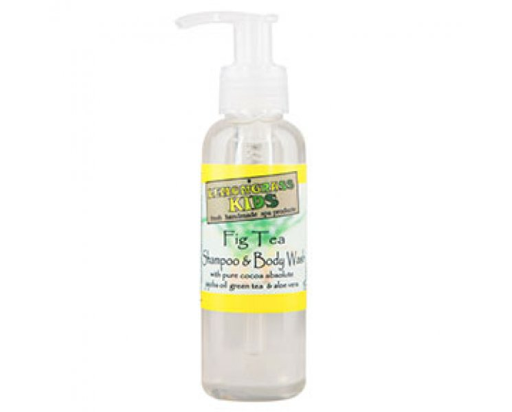 Fig Tea Baby & Kids Shampoo & Body Wash