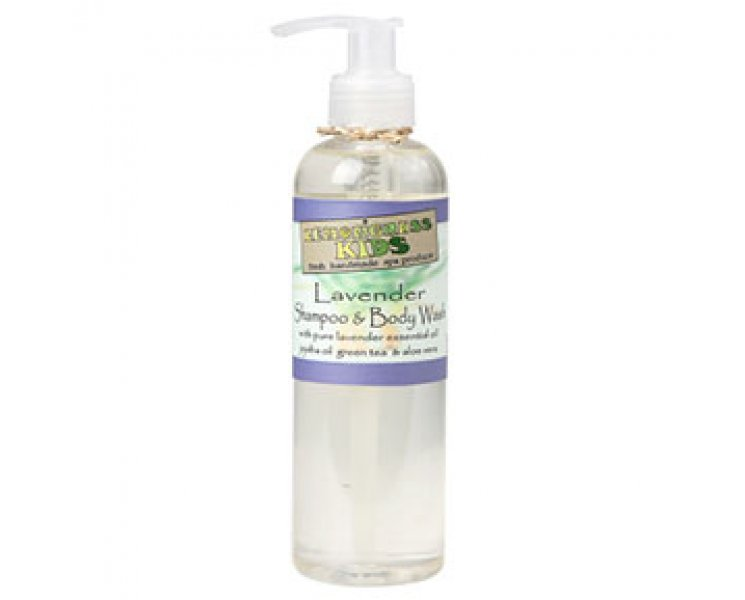 Lavender Baby & Kids Shampoo & Body Wash