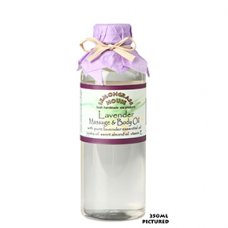 Lavender Massage & Body Oil
