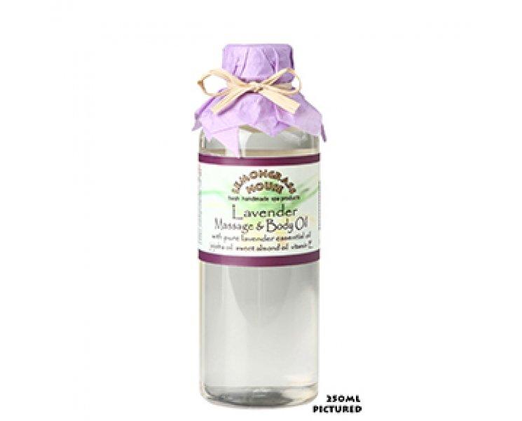 Lavender Massage & Body Oil