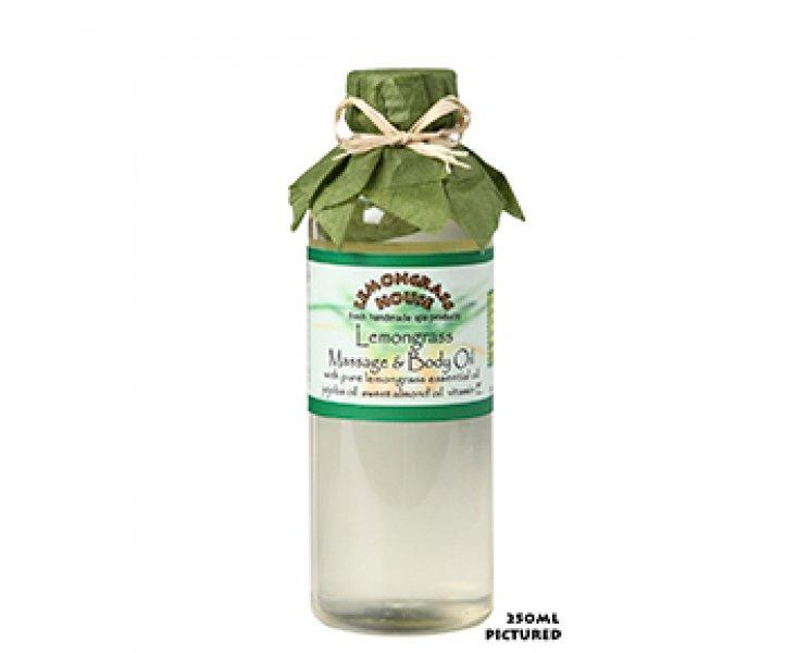 Lemongrass Massage & Body Oil