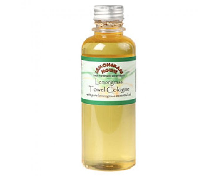 Lemongrass Towel Cologne