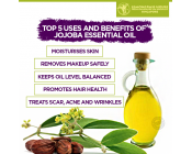 Pure Jojoba Base Oil