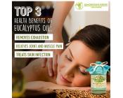 Eucalyptus Massage & Body Oil