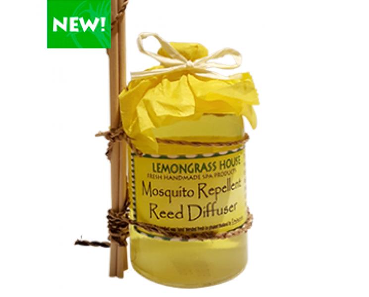 Mosquito Repellent Reed Diffuser